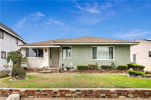 Photo of 5033 Lillian Street, Torrance, CA 90503 (MLS # SB21158838)
