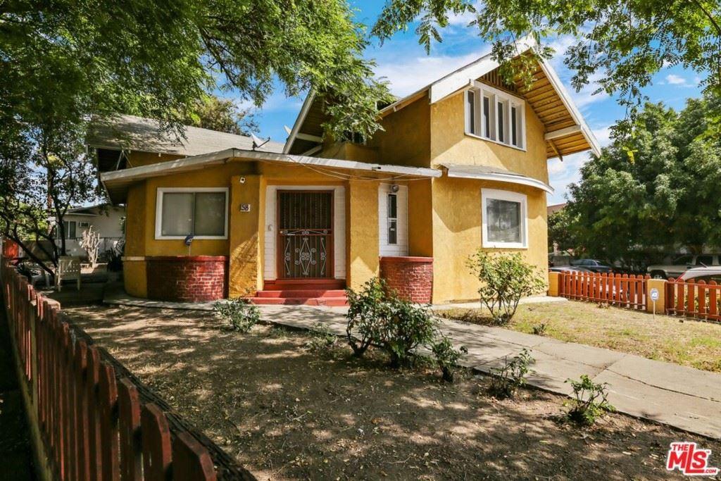 158 S Hoover Street, Los Angeles, CA 90004 - MLS#: 21786838