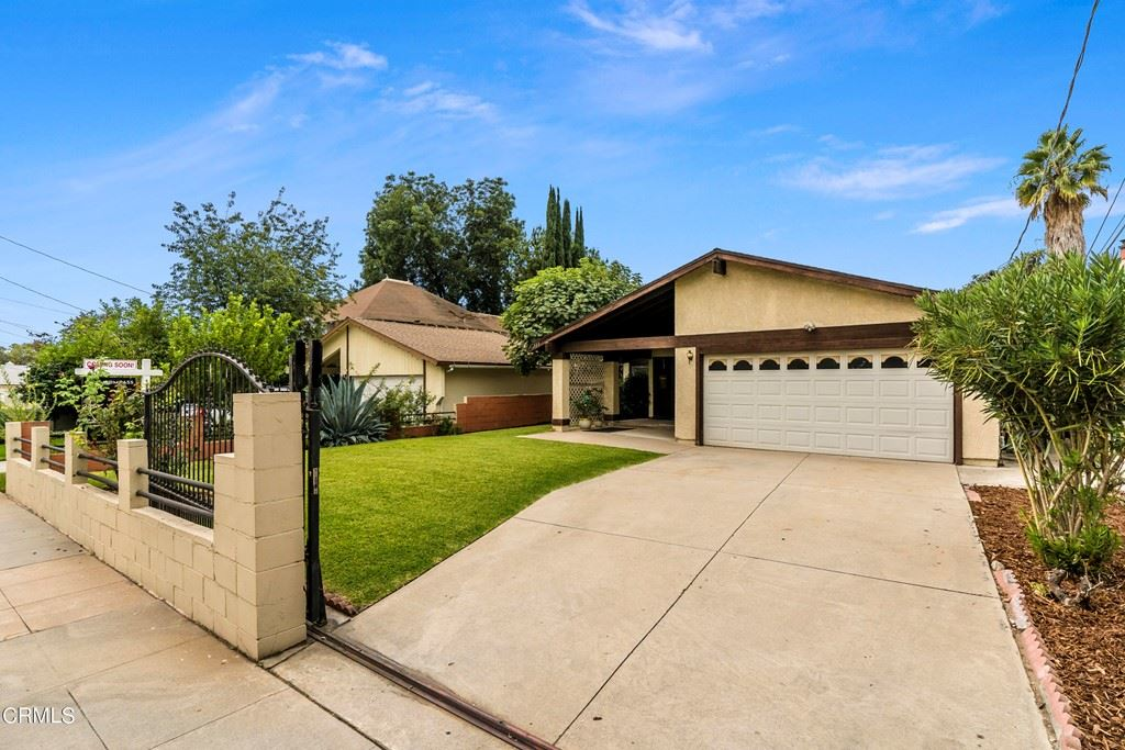 Photo of 731 N Mentor Avenue, Pasadena, CA 91104 (MLS # P1-6838)