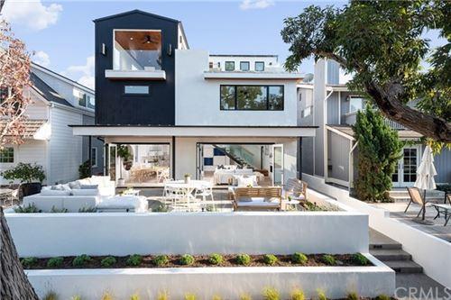 Photo of 312 Jasmine Avenue #1, Corona del Mar, CA 92625 (MLS # NP20251839)