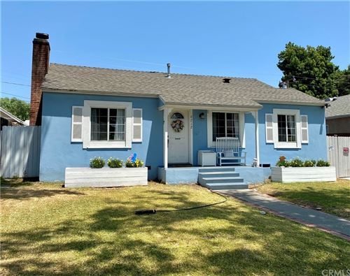 Photo of 6212 Canobie Avenue, Whittier, CA 90601 (MLS # TR21133839)