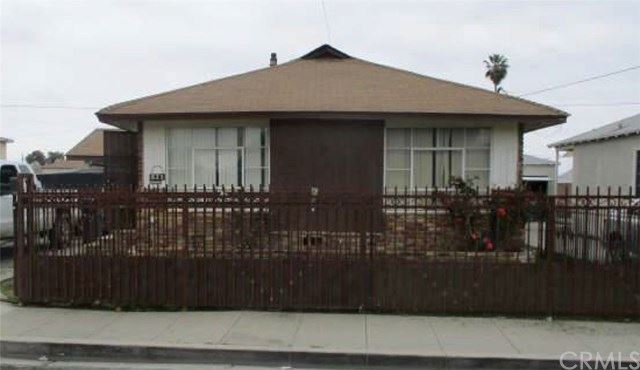 825 W Elm Street, Compton, CA 90220 - MLS#: IV20183839