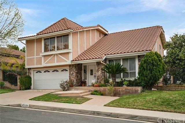 17458 Doric Street, Granada Hills, CA 91344 - MLS#: SR21074839