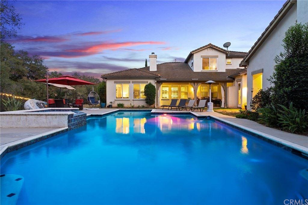4554 Highland Oaks Street, Fallbrook, CA 92028 - MLS#: SW21185839