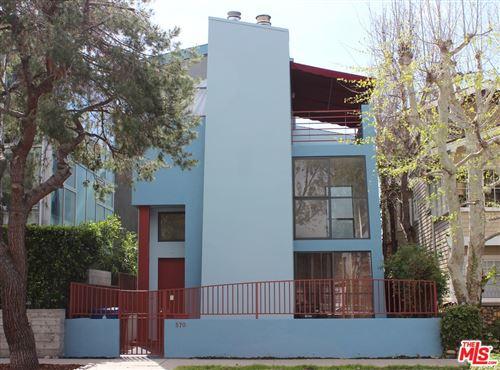 Photo of 570 Rialto Avenue, Venice, CA 90291 (MLS # 20654840)