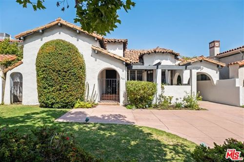 Photo of 324 S McCarty Drive, Beverly Hills, CA 90212 (MLS # 21757840)