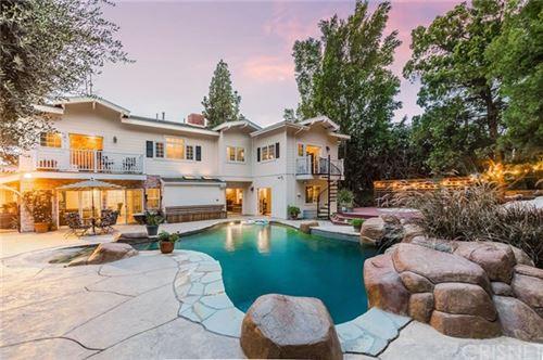 Photo of 12055 Susan Drive, Granada Hills, CA 91344 (MLS # SR20111840)