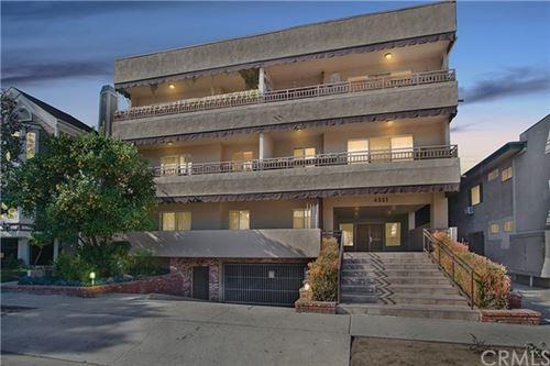 Photo of 4521 Colbath Avenue #106, Sherman Oaks, CA 91423 (MLS # BB21035841)