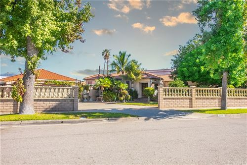 Photo of 2809 W Norwood Place, Alhambra, CA 91803 (MLS # PW21230841)