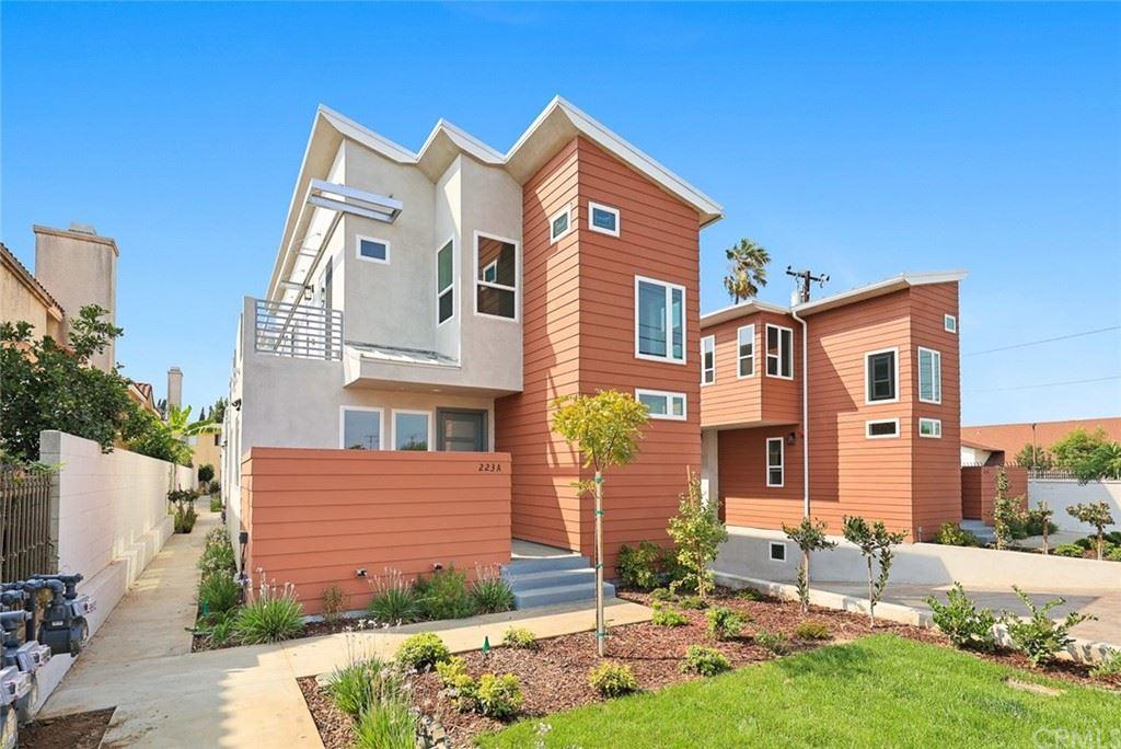 223 S New Avenue #A, Monterey Park, CA 91755 - MLS#: AR21205841