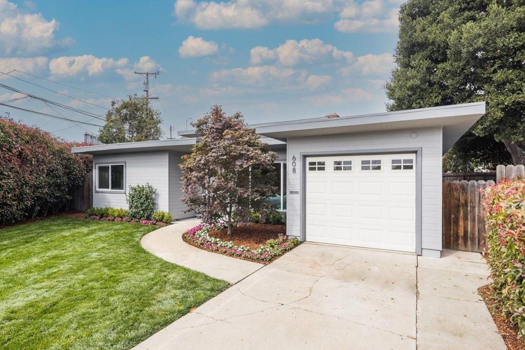 608 Gloria Court, San Mateo, CA 94401 - MLS#: ML81855841