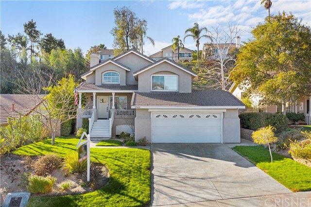 27625 Kristin Lane, Santa Clarita, CA 91350 - #: SR21030841