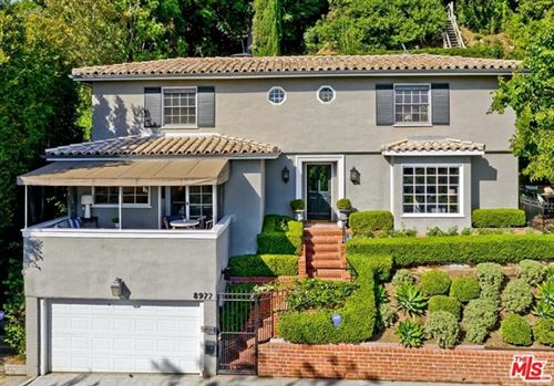 Photo of 8977 St Ives Drive, Los Angeles, CA 90069 (MLS # 21703842)