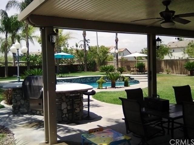 7415 Valley Meadow Avenue, Eastvale, CA 92880 - MLS#: MB21164842