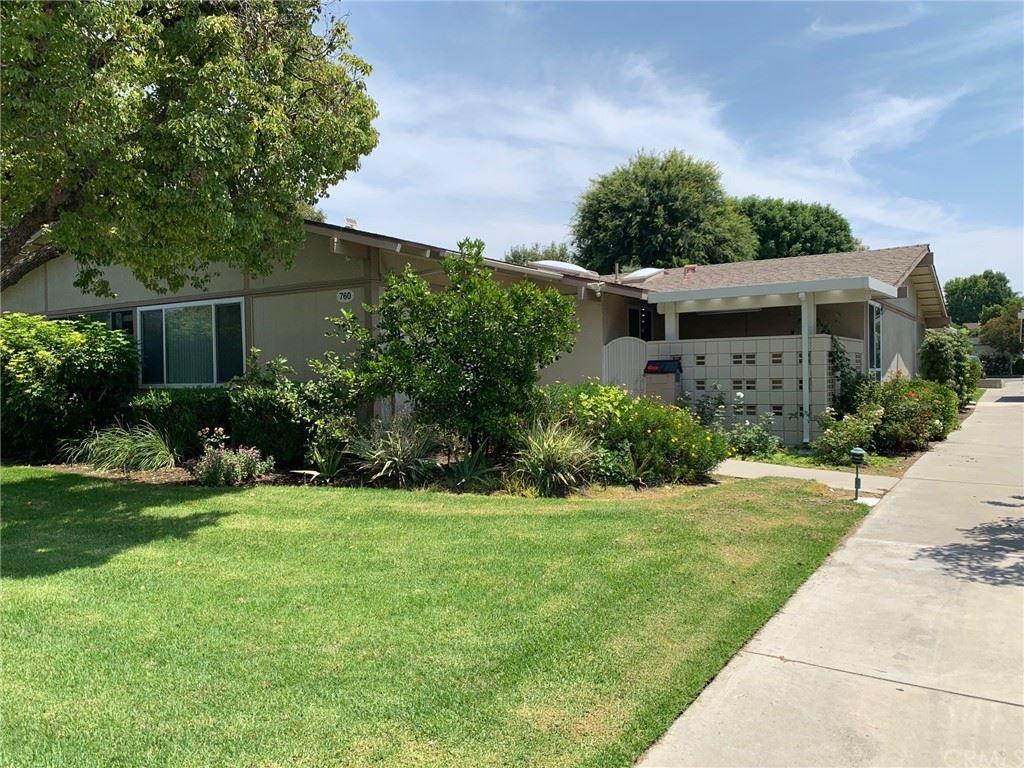 760 Calle Aragon #A, Laguna Woods, CA 92637 - MLS#: OC21162842