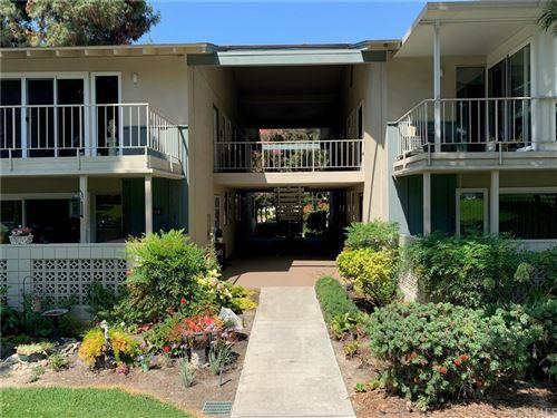 Photo of 116 Via Estrada #F, Laguna Woods, CA 92637 (MLS # OC21182843)