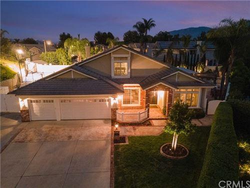 Photo of 780 S Dove Tree Lane, Anaheim Hills, CA 92808 (MLS # PW20189843)