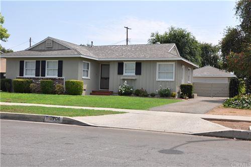 Photo of 704 N Hale Avenue, Fullerton, CA 92831 (MLS # PW21168843)