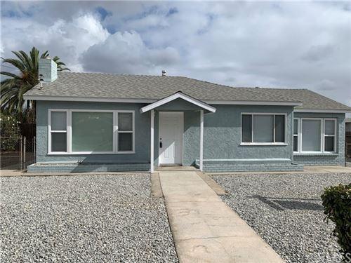 Photo of 511 S Willow Avenue, Rialto, CA 92376 (MLS # TR20225844)