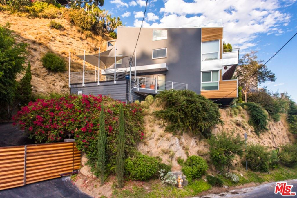 Photo for 2158 SUNSET PLAZA Drive, Los Angeles, CA 90069 (MLS # 16156844)