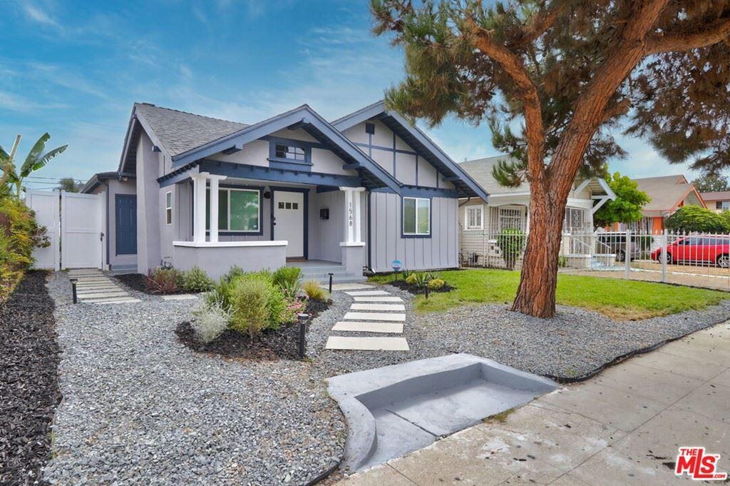 1568 W 45Th Street, Los Angeles, CA 90062 - MLS#: 21791844