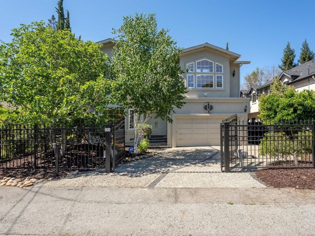 554 Beresford Avenue, Redwood City, CA 94061 - MLS#: ML81843844