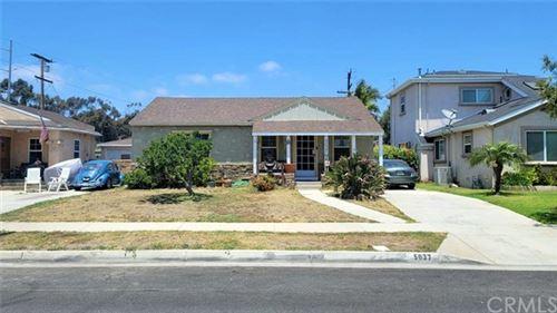 Photo of 5037 W 124th Street, Hawthorne, CA 90250 (MLS # FR21138845)