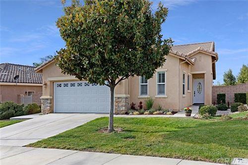 Photo of 29423 Honneywood Drive, Menifee, CA 92584 (MLS # SW21009845)