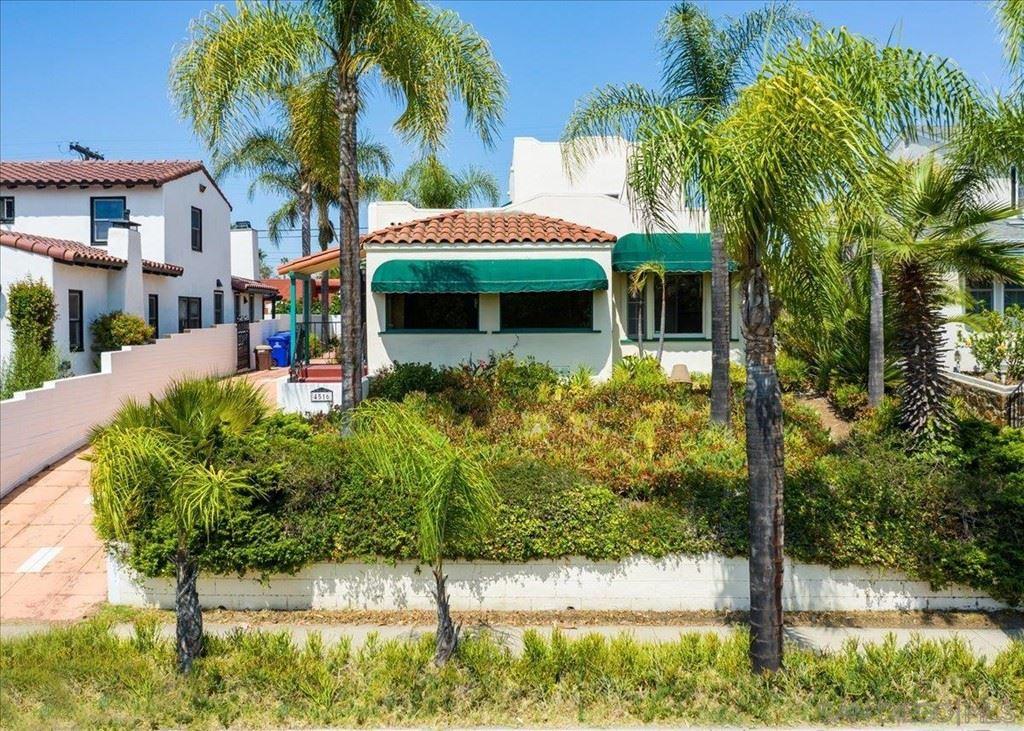 4516 Van Dyke Ave, San Diego, CA 92116 - #: 210020845