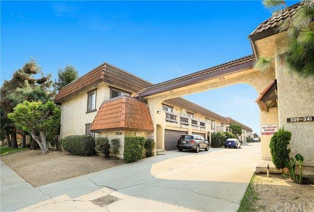343 S New Avenue #A, Monterey Park, CA 91755 - MLS#: AR20194845