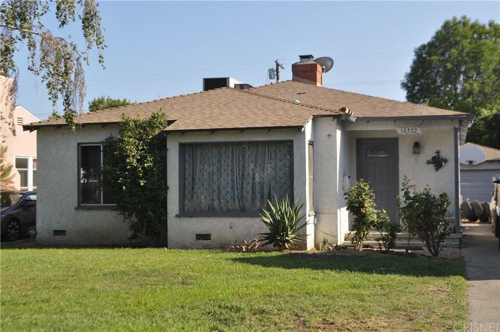 14332 Miranda Street, Van Nuys, CA 91401 - MLS#: SR21195845