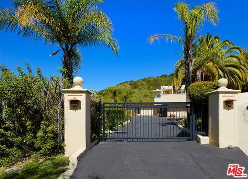 Photo of 1687 CLEAR VIEW Drive, Beverly Hills, CA 90210 (MLS # 20540846)