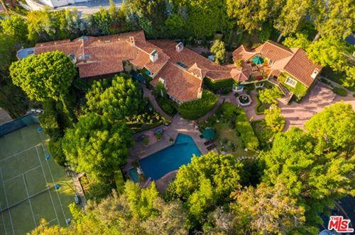 Photo of 1167 Summit Drive, Beverly Hills, CA 90210 (MLS # 20619846)