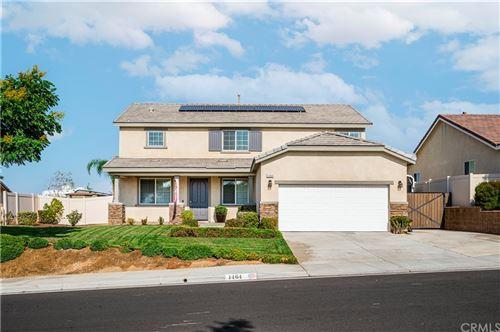 Photo of 1464 Coyote Lane, Calimesa, CA 92320 (MLS # IV21214846)