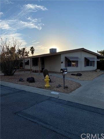 7501 Palm Ave #169, Yucca Valley, CA 92284 - MLS#: JT20245846