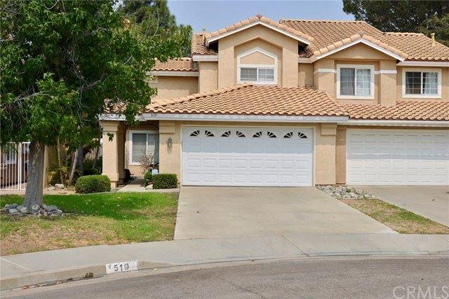 519 E Ash Street, Brea, CA 92821 - MLS#: PW20190846