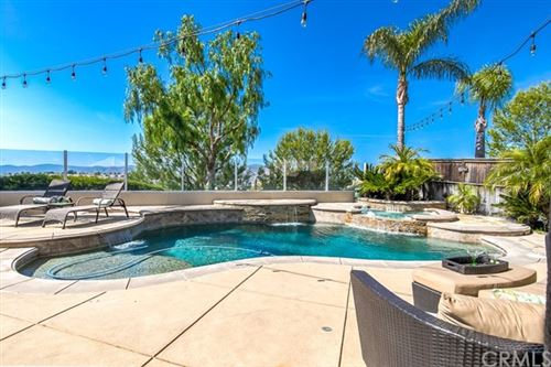 Photo of 8721 E Heatherwood Road, Anaheim Hills, CA 92808 (MLS # PW21004847)