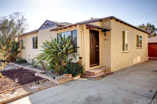 Photo of 1431 N Evergreen Street, Burbank, CA 91505 (MLS # SR21011847)