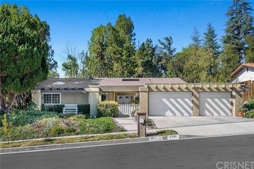Photo of 5309 Lockhurst Drive, Woodland Hills, CA 91367 (MLS # SR21036847)