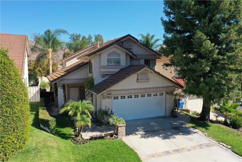 4106 Lost Springs Drive, Calabasas, CA 91301 - #: SR21226847