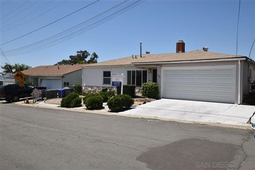 Photo of 4250 BLACKTON DRIVE, La Mesa, CA 91941 (MLS # 200031848)