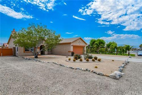 Photo of 13920 Julian Drive, Desert Hot Springs, CA 92240 (MLS # IG21133848)