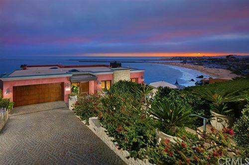 Photo of 3625 Ocean Boulevard, Corona del Mar, CA 92625 (MLS # NP20138848)