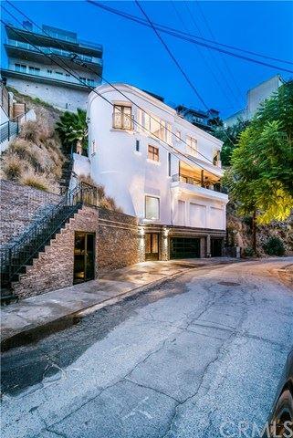 Photo of 8445 Franklin Avenue, Hollywood Hills, CA 90069 (MLS # OC20151848)
