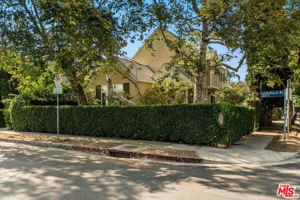 6380 Lindenhurst Avenue, Los Angeles, CA 90048 - MLS#: 21780848