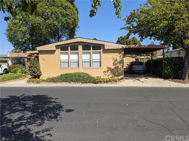 519 W Taylor Street #12, Santa Maria, CA 93458 - MLS#: NS21072848