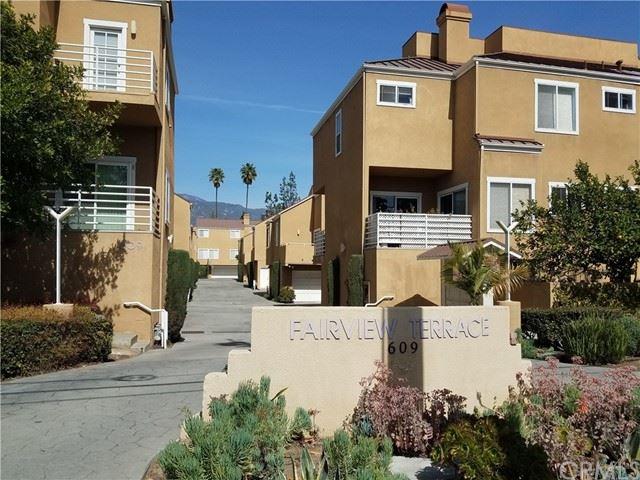 609 Fairview Avenue #8, Arcadia, CA 91007 - MLS#: TR21115848