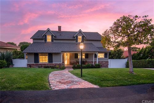 Photo of 2129 Thorley Road, Palos Verdes Estates, CA 90274 (MLS # SB20221849)
