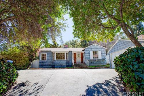 Photo of 4026 Beverly Glen Boulevard, Sherman Oaks, CA 91423 (MLS # SR21079849)