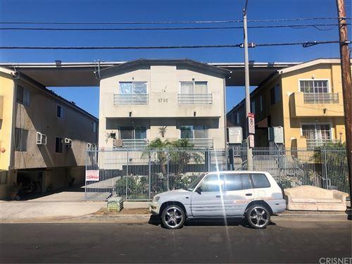 Photo of 8780 Burnet Avenue #5, North Hills, CA 91343 (MLS # SR21168849)